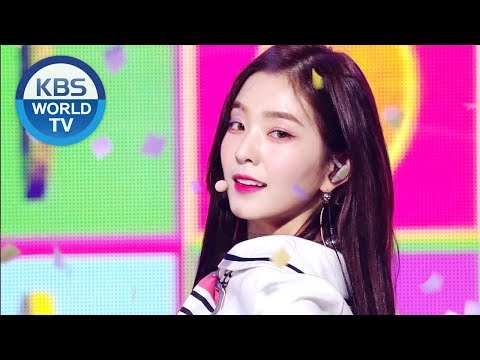 Red Velvet(레드벨벳) - Power Up [Music Bank Stage Mix Ver.]