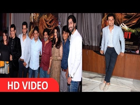 Randeep Hooda At The Success Party Of Film Sarabjit