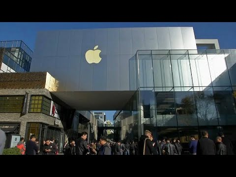 ΗΠΑ: Η Apple έγραψε ιστορία!