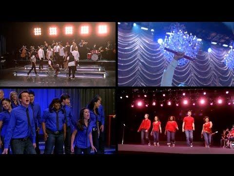 50 Iconic Glee Performances (видео)