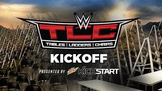 Nonton Wwe Tlc  Tables  Ladders And Chairs Kickoff Film Subtitle Indonesia Streaming Movie Download