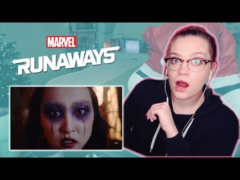 "Runaways Season 2 Episode 10 ""Hostile Takeover"" REACTION!"