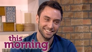 Mans Zelmerlow: Eurovision's Hottest Star | This Morning
