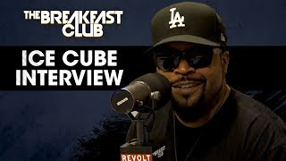 Video Ice Cube Talks Bill Maher, Hip Hop Biopics, BIG3 Basketball & More MP3, 3GP, MP4, WEBM, AVI, FLV Agustus 2019