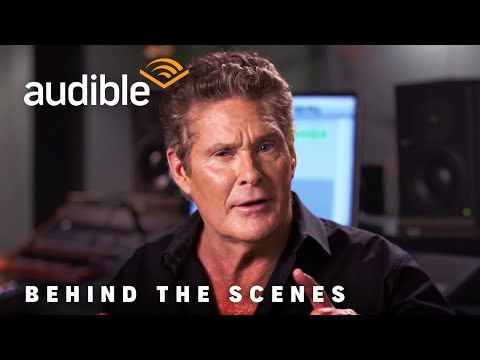 AUDIBLE - BEHIND THE SCENES