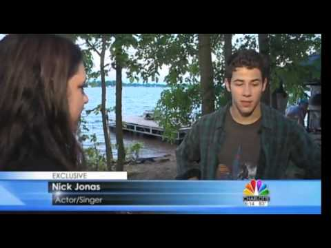 Nick Jonas discusses steamy movie shot around Charlotte [Part II]