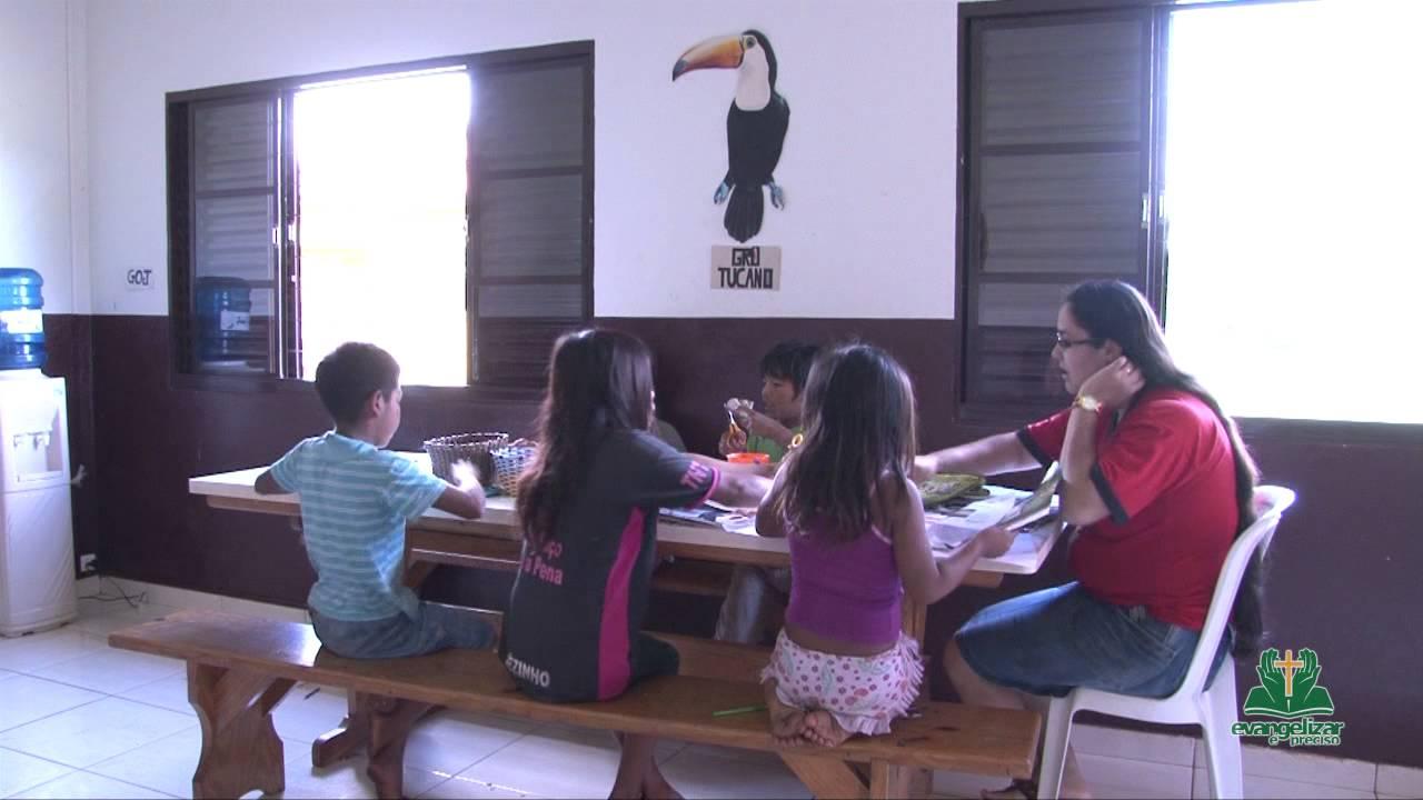 Centro SSocial Indígena Mitangue Nhiri: Iniciativa vencedora do Prêmio Criança Fundação Abrinq 2014