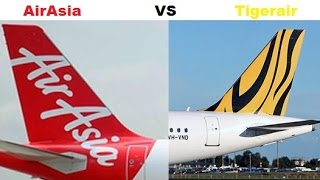 Video AirAsia VS Tigerair MP3, 3GP, MP4, WEBM, AVI, FLV Juni 2018