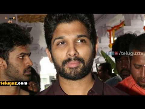 Allu Arjun Role in DJ movie Revealed | Duvvada Jagannadam Movie