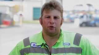 Maintenance engineering at Fonterra