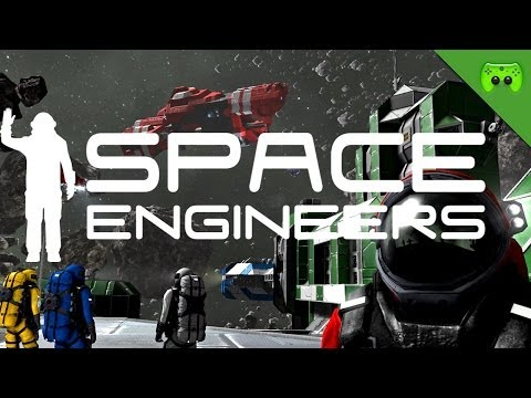 SPACE ENGINEERS # 1 - Der Weltraum «»  Let's Play Space Engineers | Deutsch Full-HD