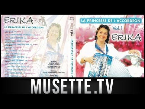 Musette - Erika - La Valse St. Bernard