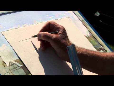 Winning Watercolours DVD With Steve Hall