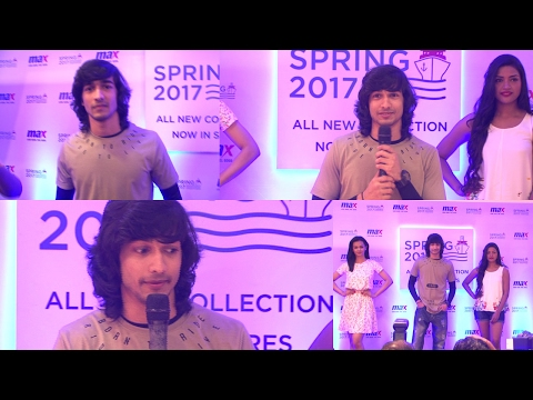 The Launch of Max Fashion Spring 2017 Collection By Shantanu Maheshwari