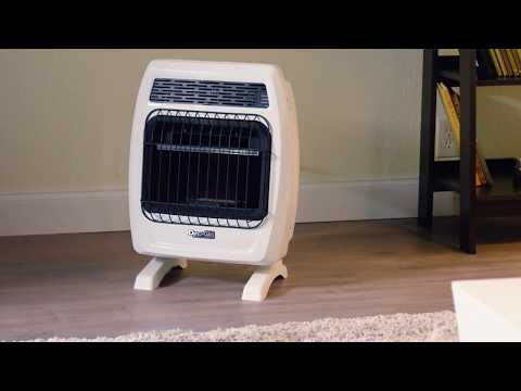 Dyna-Glo Signature Series 10,000 BTU Blue Flame Wall Heater