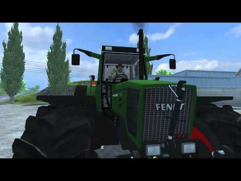 Fendt Favorit 824 Turbo Shift V2.0
