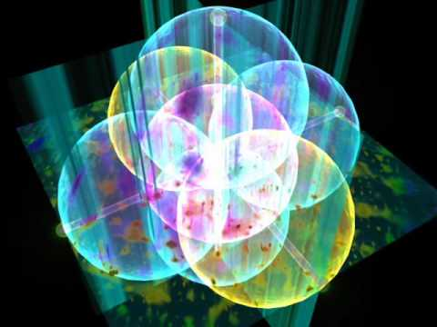 Birth Into 4th Dimension (Sacred Geometry by ieoie)
