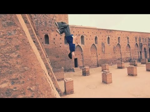 Best Parkour And Freerunning #4 - Amazing People 2017 || PuVideo (видео)