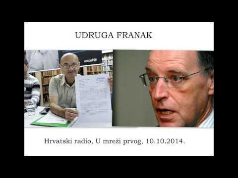 Hrvatski radio, U mreži prvog, 10.10.2014.