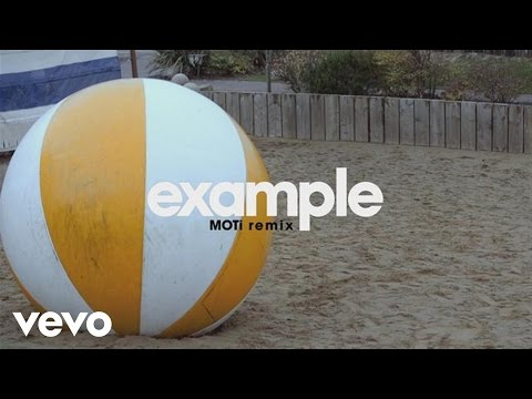 Example – Kids Again (MOTi Remix)