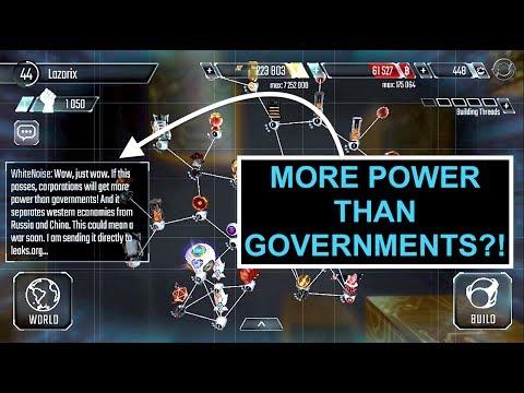 TOO MUCH POWER! Story Progress Part 10! Hackers - join the cyberwar! Episode 94 (видео)