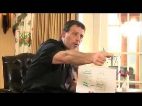 Tony Robbins   What They Seldom Teach You in School