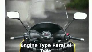 1. 2009 Yamaha TMAX Base  Details Transmission [Motorcycle Specs]