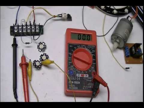 LM317 Constant Current Source Circuits