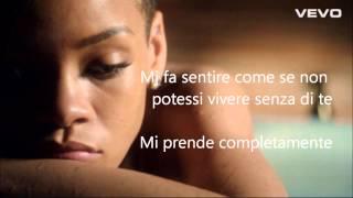 Traduzione Stay-Rihanna ft Mikky Ekko