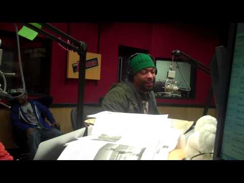 Comedian DeRay Davis Talks About Being Burglarized On The Tom Joyner Morning Show