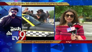Balakrishna a wonderful person, a pleasure to work with - Shriya - TV9