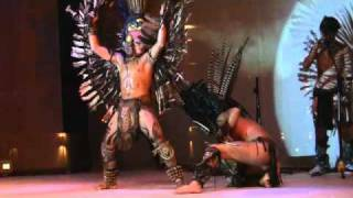 traditional Mayan dance performance live