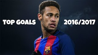 """Enjoy Neymar's best goals in 2016/17 season in my opinion! ----------------------------------------------------------------------------------------------STAY UPDATE! LIKE, SUBSCRIBE AND SHARE!Video Created by: FCB10HD / Juraj GaziSoftware used: Sony Vegas Pro 13If you like my videos don't forget to follow me on this links: • FACEBOOK: http://on.fb.me/1PcwJJj• TWITTER: https://twitter.com/FCBC10• INSTAGRAM: https://www.instagram.com/fcb10hd_footballeditor/• DONATE: https://www.paypal.com/cgi-bin/webscr?cmd=_s-xclick&hosted_button_id=4FN5686MKXDAL----------------------------------------------------------------------------------------------SOUNDTRACK: Ether - Remember Me ft. ProgleyTHANKS FOR WATCHING! If you're looking for more motivational videos, goals & skills, promos, trailers, mini-films and edits don't forget to subscribe to my channel. FCB10HD - 2K17""""Copyright Disclaimer Under Section 107 of the Copyright Act 1976, allowance is made for """"fair use"""" for purposes such as criticism, comment, news reporting, teaching, scholarship, and research. Fair use is a use permitted by copyright statute that might otherwise be infringing. Non-profit, educational or personal use tips the balance in favor of fair use.""""----------------------------------------------------------------------------------------------IGNORE TAGS:FC Barcelona, Marc-André ter Stegen, Jasper Cillessen, Jordi Masip, Gerard Piqué, Javier Mascherano, Jérémy Mathieu, Samuel Umtiti (new signing), Lucas Digne (new signing), Jordi Alba, Alex Vidal, Douglas (loaned-out), Sergio Busquets, Sergi Samper (loaned-out), Andrés Iniesta, Ivan Rakitic, Arda Turan, Rafinha, Sergi Roberto, André Gomes, Denis Suarez, Neymar, Lionel Messi, Luis Suárez, Paco AlcacerLionel Messi ● 10 Virtually Impossible Goals ► Not Even Possible on PlayStation ! HDLionel Messi ► 2016 - The King ● Dribbling Skills, Goals HDLionel Messi ● Overall 2016 ● HDLionel Messi ● Overall 2015 ● HDLionel Messi ● Ultimate Messiah Skills 2015-2016Lionel Mess"""