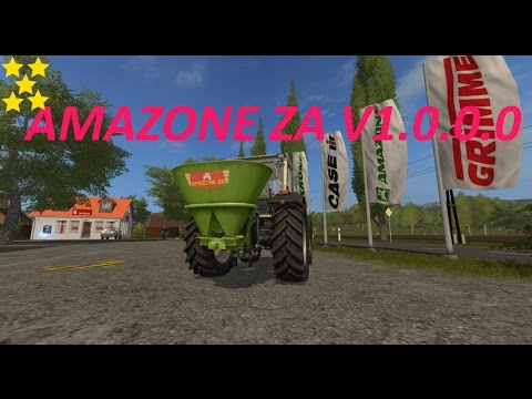 Amazone ZA v1.0.0.0