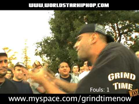 Grind Time Presents: Dizaster vs The Saurus Pt. 1 (2008)