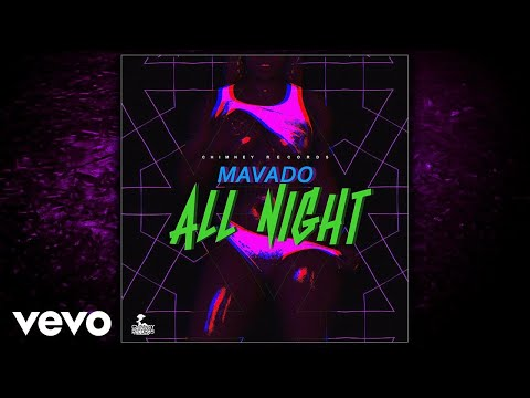 Video Mavado - All Night (Official Audio) download in MP3, 3GP, MP4, WEBM, AVI, FLV January 2017