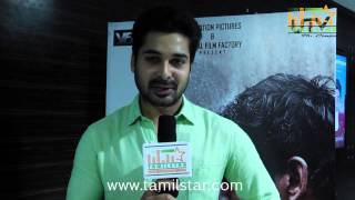 Seenu Speaks at Naan Sigappu Manithan Audio Launch
