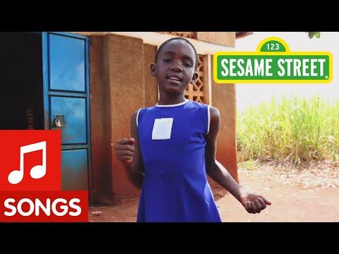 Sesame Street: Song: Shake Shake The Mango Tree
