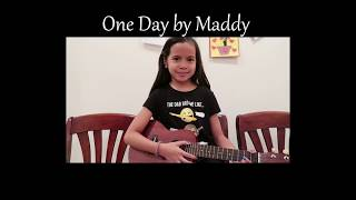 Maddy's cover of Matisyahu's