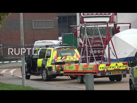 "Video - Εσσεξ: Αυτός είναι ο οδηγός του ""φορτηγού του θανάτου"" με τα 39 πτώματα [εικόνες]"