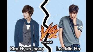 Video Kim Hyun Joong VS Lee Min Ho ¿Quien es el mejor? MP3, 3GP, MP4, WEBM, AVI, FLV Maret 2018