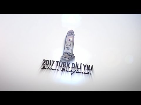 Türk Dil Yılı ve Kuş Dili Belgeseli