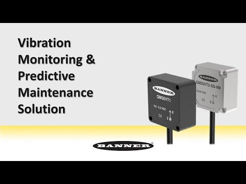 Vibration Monitoring & Predictive Maintenance