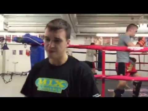Jakob Styben Thai KO Sieg