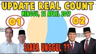 Video MENGEJUTKAN!!! UPDATE TERBARU REAL COUNT KPU SUARA PILPRES 2019 ~ SIAPA UNGGUL JOKOWI ATAU PRABOWO MP3, 3GP, MP4, WEBM, AVI, FLV April 2019