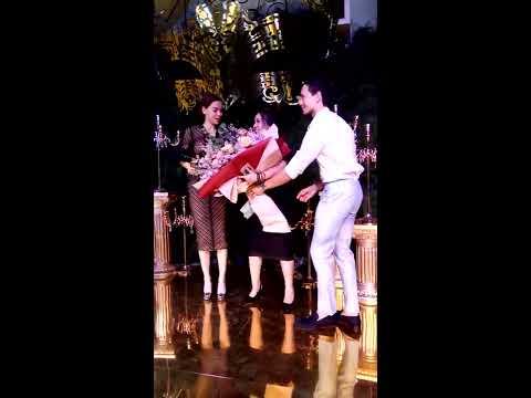 0 Kim Lý tháp tùng Hồ Ngọc Hà, Tim tay trong tay Trương Quỳnh Anh đi sự kiện