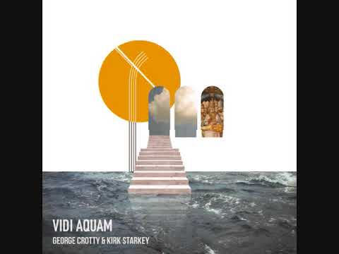 George Crotty And Kirk Starkey - Vidi Aquam (full Album)[Cello Jazz][Canada,2017]