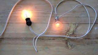 Video Lampara de prueba para detectar problemas electricos INSTALACIONES ELECTRICAS MP3, 3GP, MP4, WEBM, AVI, FLV Agustus 2018
