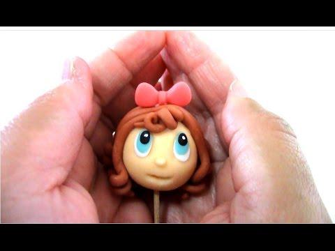 porcelana fria - En nuestro vídeo de respuesta a sus consultas con tips , les enseño hacer paso a paso una linda cara de muñeca en porcelana fría; ideal para vender y hacer n...