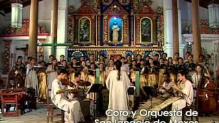 Coro y Orquesta San Ignacio de Moxos - Gloria.divx